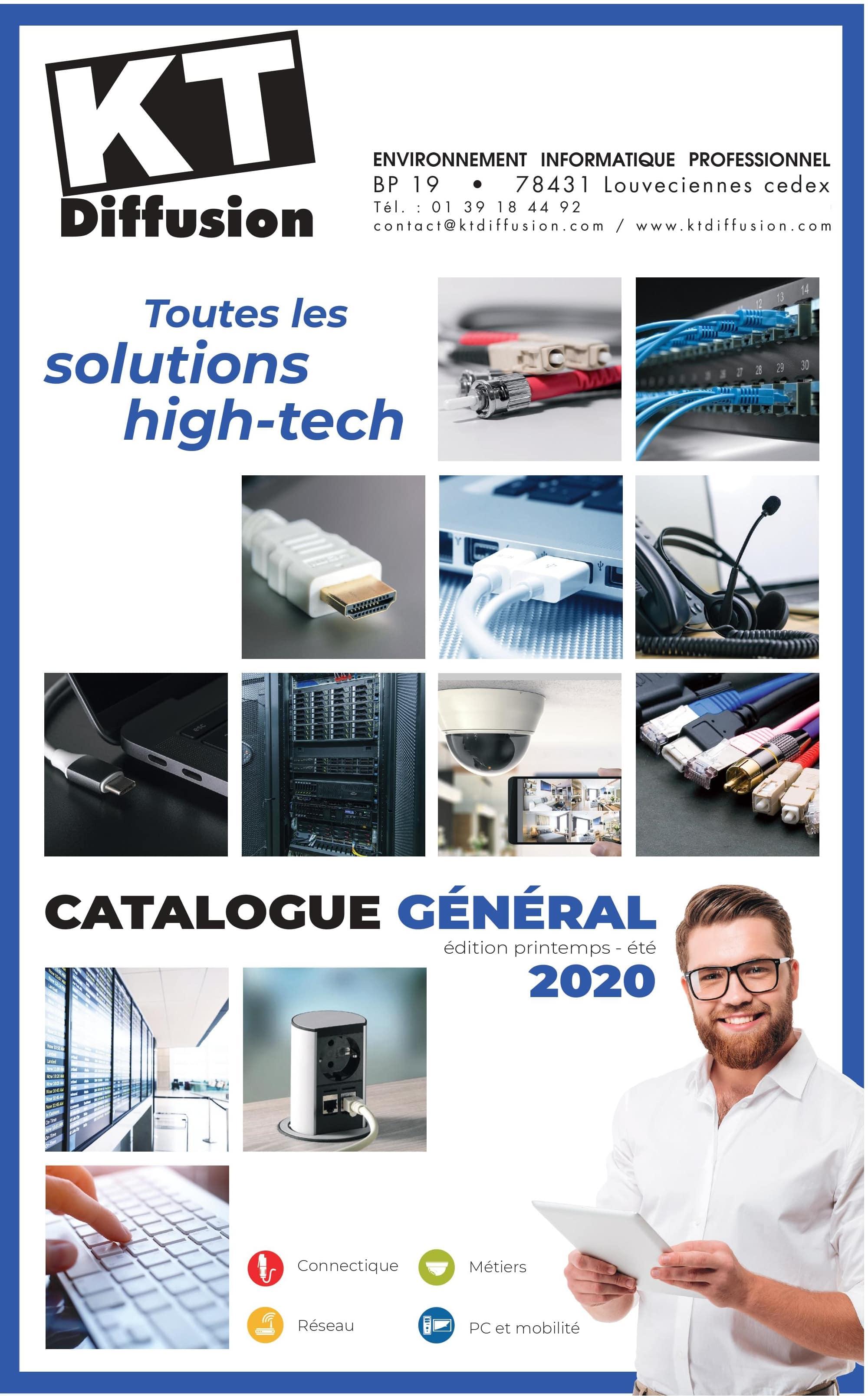 catalogue KT Diffusion